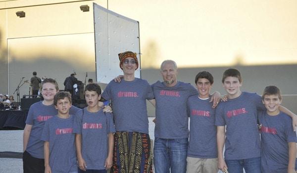 Drums T-Shirt Photo