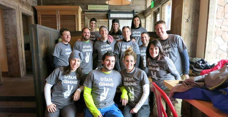 Hootie Hoo   Annual Ski Trip T-Shirt Photo