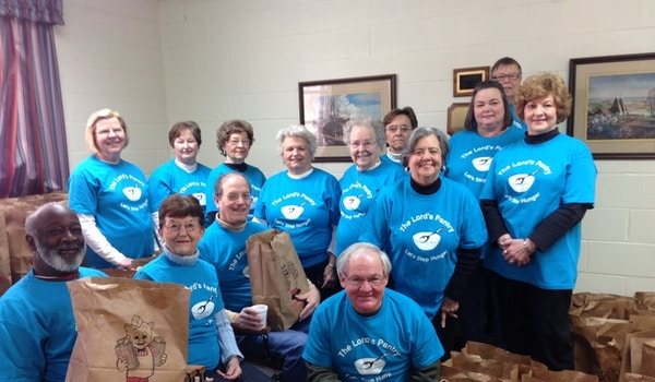 The Lord's Pantry T-Shirt Photo