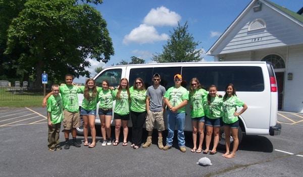 2013 Summer Mission Trip T-Shirt Photo