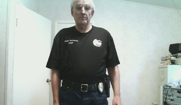Our Officer's Will Stand Out In A Crowd T-Shirt Photo