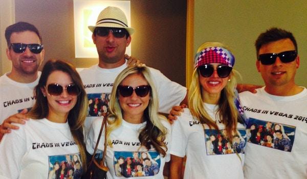 Vegas Trip! T-Shirt Photo