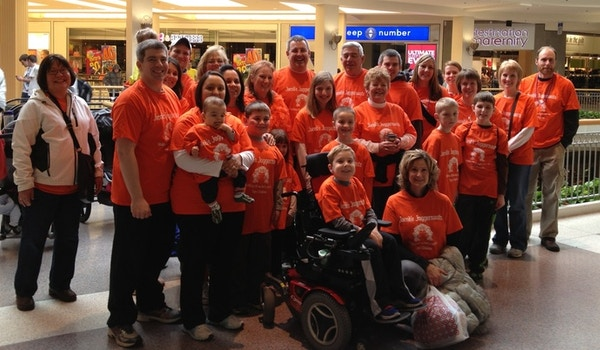 Jacob's Juggernauts, Walking To Find A Cure For Type 1 Diabetes! T-Shirt Photo
