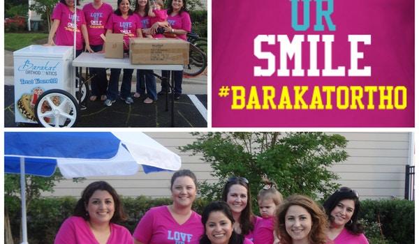 Love Ur Smile #Barakat Ortho T-Shirt Photo