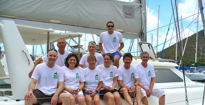 The Bareboat Gang T-Shirt Photo