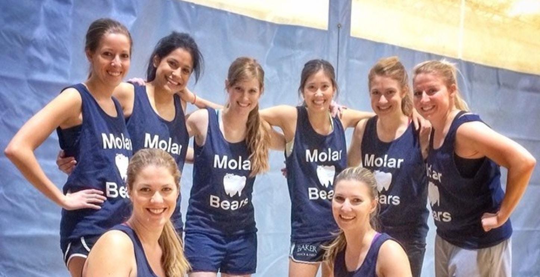 Molar Bears Basketball T-Shirt Photo