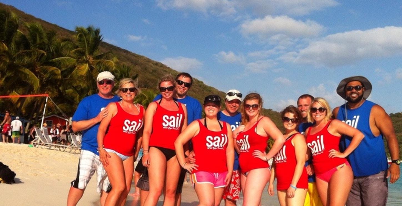 Sail! T-Shirt Photo