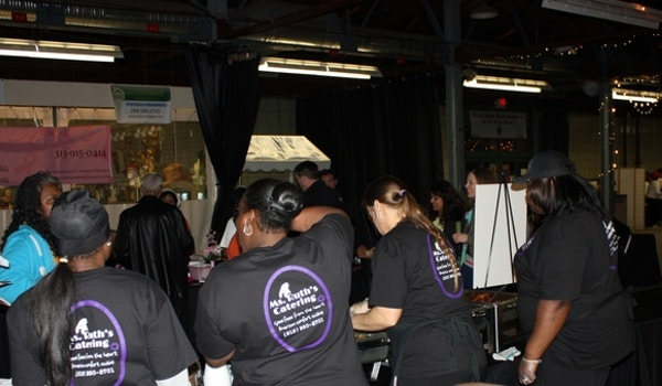 Ms. Ruth's Catering (Working Hard) T-Shirt Photo