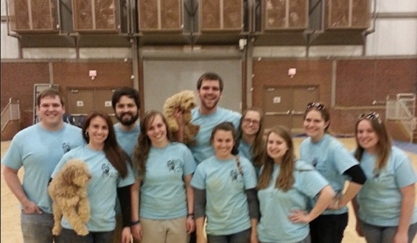 Bark In The Brehm Staff! T-Shirt Photo