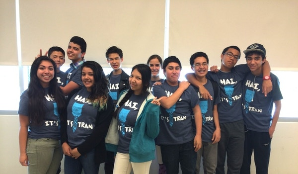 College Bound Students!  T-Shirt Photo