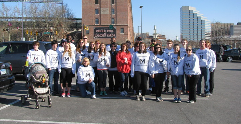 Walk For Juvenile Diabetes T-Shirt Photo