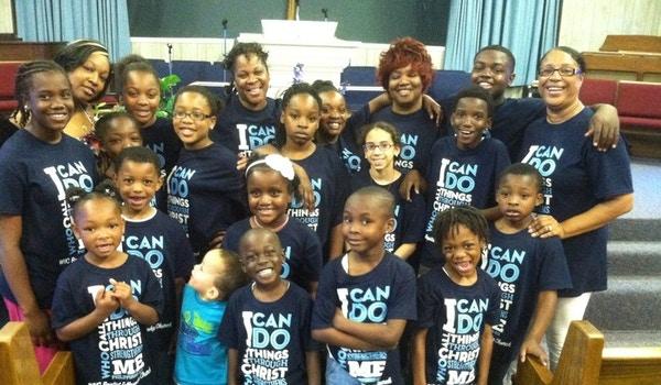 Youth Explosion .. Wnc Baptist Fellowship Church T-Shirt Photo
