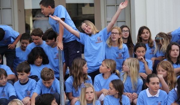 Luci   Fifth Grade Promotion Photo Shoot.  T-Shirt Photo