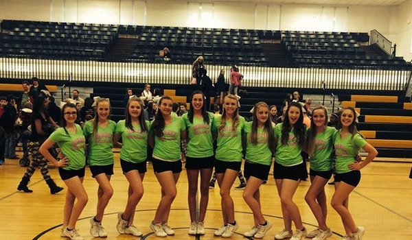 Cheer Sisters For Life!   T-Shirt Photo
