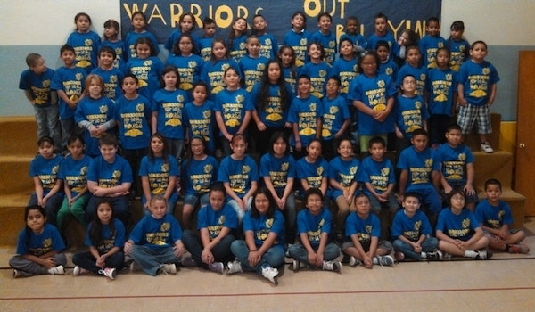 Blue Shirt Day To Stomp Out Bullying T-Shirt Photo
