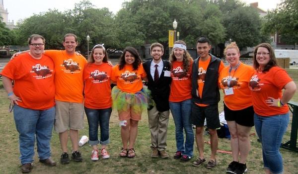 We Went Orange For Dale! T-Shirt Photo