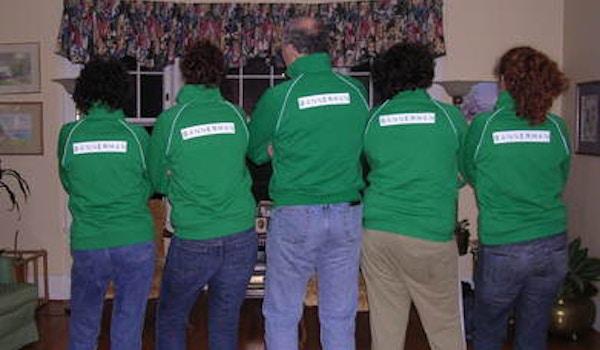"Bannerman Family ""Team"" Jackets T-Shirt Photo"