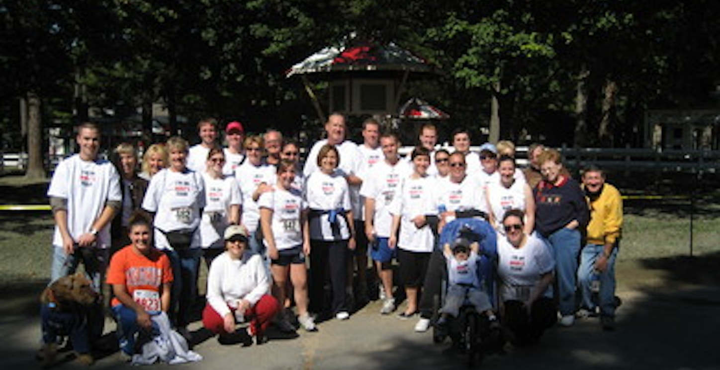 Race For The Roc T-Shirt Photo