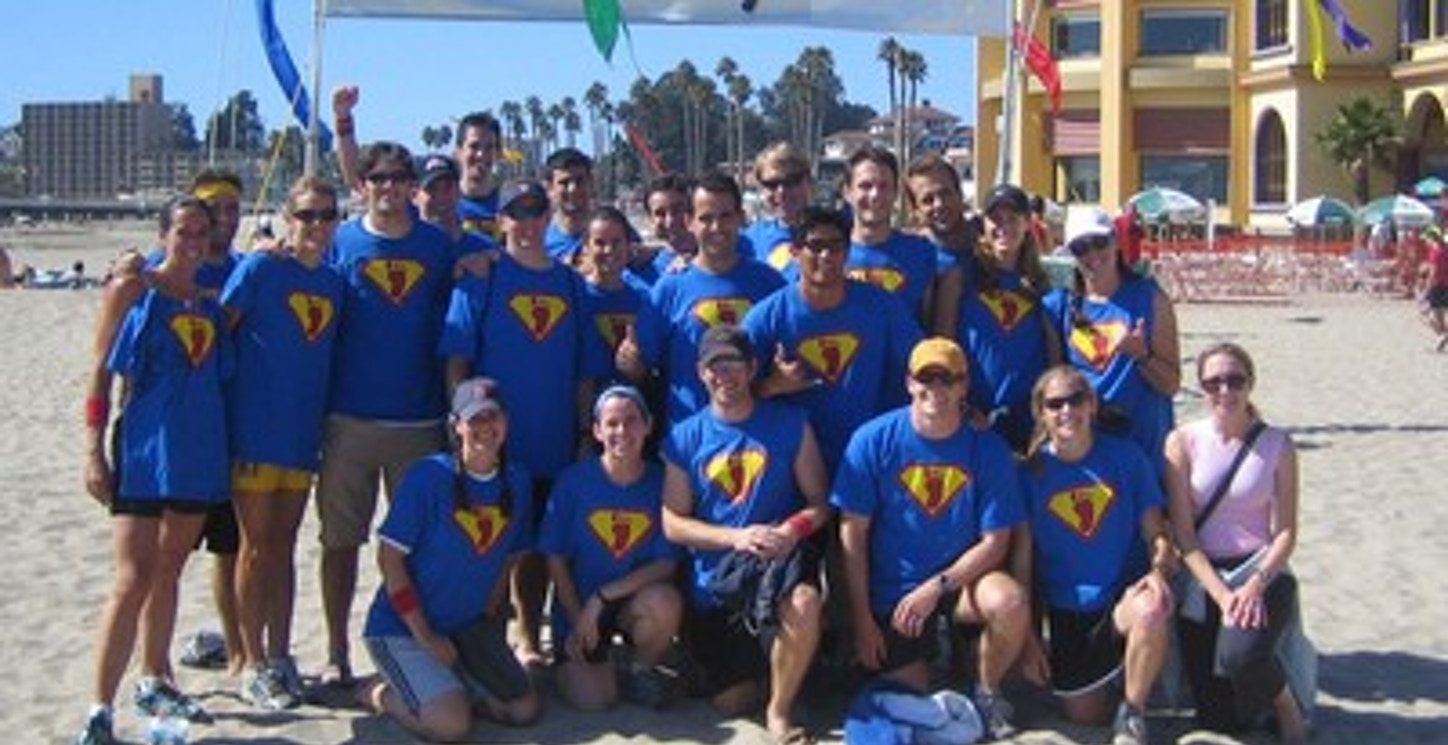 """Team """"Superfeet"""" From The Relay T-Shirt Photo"""