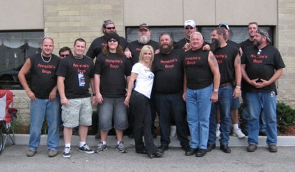Annette's Boys T-Shirt Photo