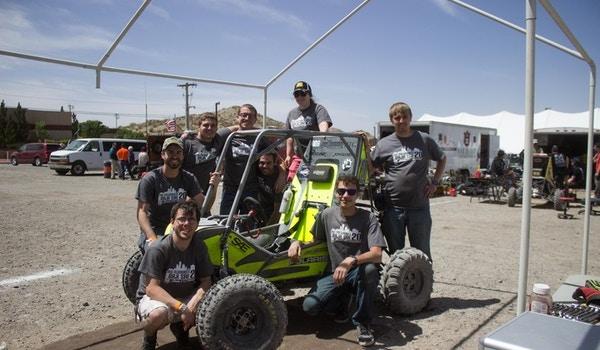 Uw Milwaukee Baja Sae Heads To Texas T-Shirt Photo