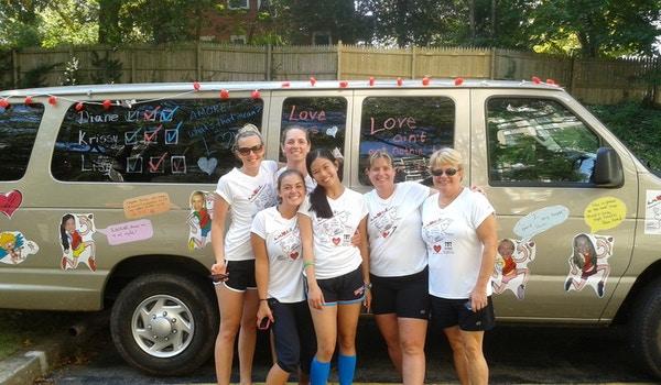 The Dc Ragnar Ladies Of Van 1 T-Shirt Photo