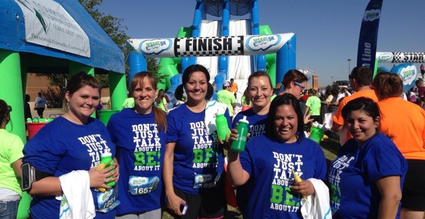 Inflatable 5 K T-Shirt Photo