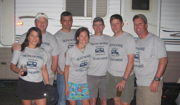 Fam Camp Acsc/Awc T-Shirt Photo