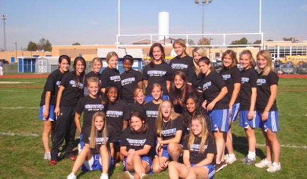 Hightstown Girls Varsity Soccer 2007 T-Shirt Photo