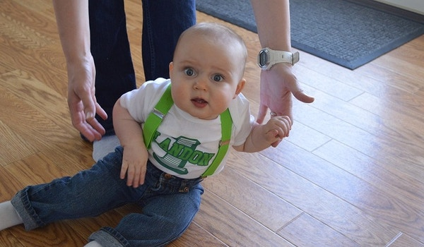 Landon's First Birthday T-Shirt Photo