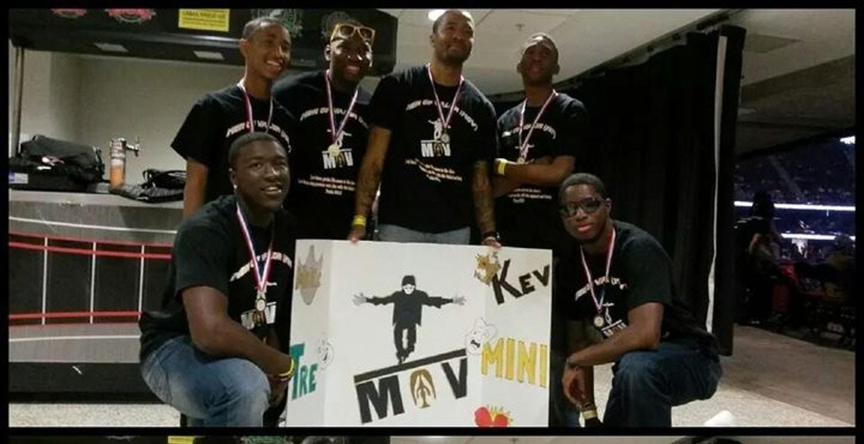 Men Of Valor (Mov) T-Shirt Photo