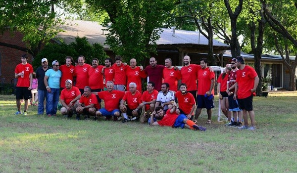 St. Sarkis Cup (Soccer) T-Shirt Photo