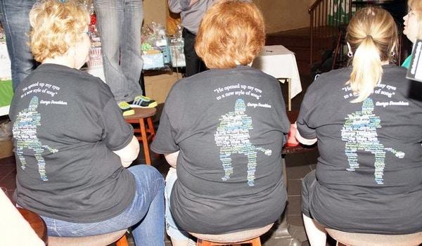 George's Tribute T-Shirt Photo