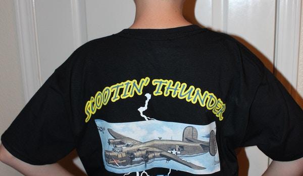 Holden Back 1 T-Shirt Photo
