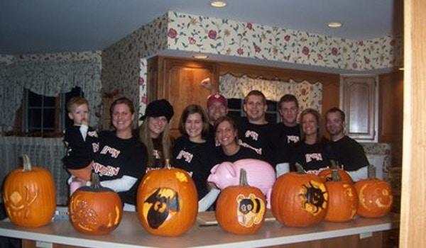 Iron Pumpkin 2007 T-Shirt Photo