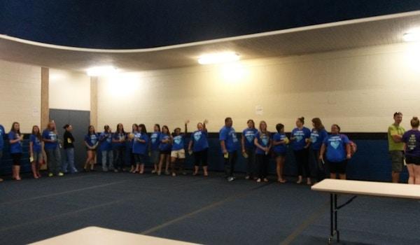 Rn Class Of 2014 @ Graduation Rehearsal T-Shirt Photo