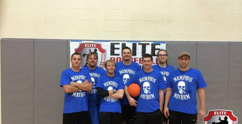 Memphis Mayhem T-Shirt Photo