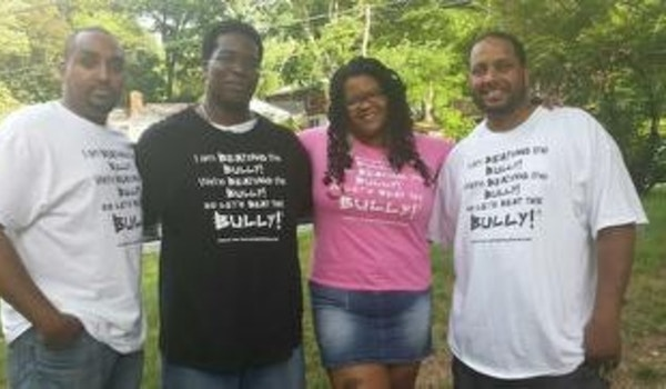 """We Are """"Beating The Bully"""". T-Shirt Photo"""