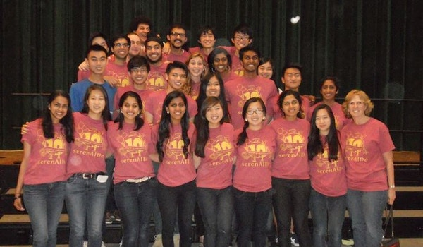 After The Benefit Concert Picture! T-Shirt Photo