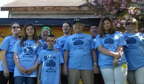 4 Generations T-Shirt Photo