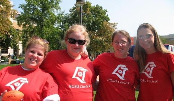 Circle K @ Campus Fest T-Shirt Photo