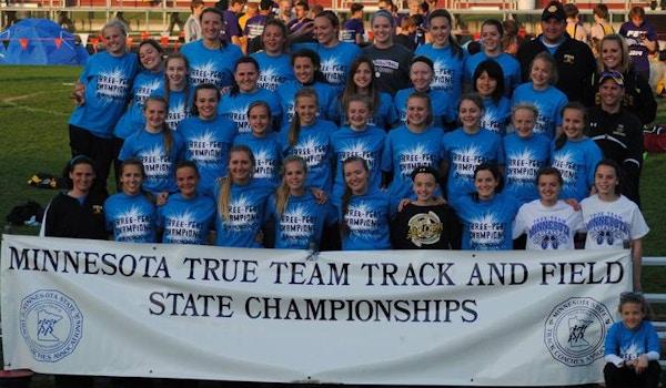 Pem Mn True Team State Track & Field 2014 T-Shirt Photo