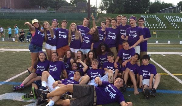 Team Purple T-Shirt Photo