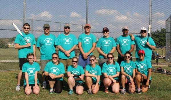 St. Auggies Team Photo T-Shirt Photo