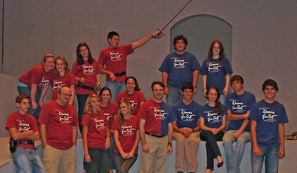 The Cast Of Romeo And Juliet T-Shirt Photo