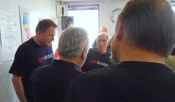 Kjrb Reunion Broadcast On Kool 107 Spokane T-Shirt Photo