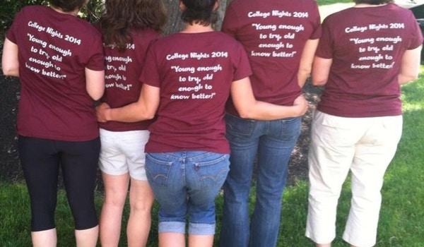 College Reunion T-Shirt Photo
