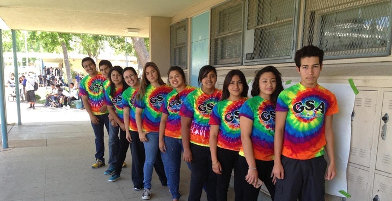 Shs Gay Straight Alliance T-Shirt Photo