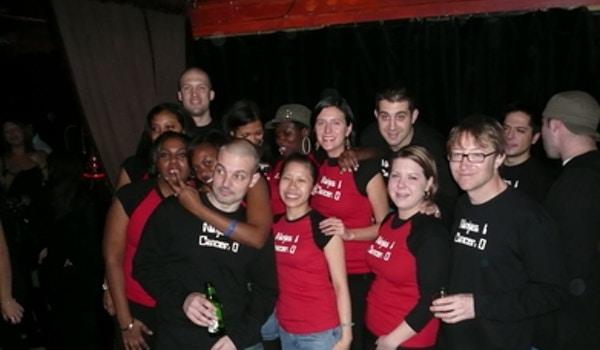 Ninjas Always Beat Cancer T-Shirt Photo