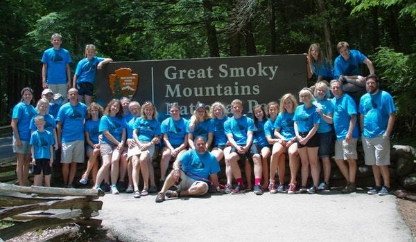 Family Camping 2014 T-Shirt Photo